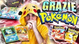 UNA SORPRESA SPECIALE! Grazie Pokémon. | TUTTA la mia collezione Pokémon