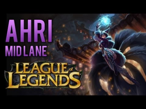 Ahri Mid Lane (How to Play AP Ahri) - League of Legends