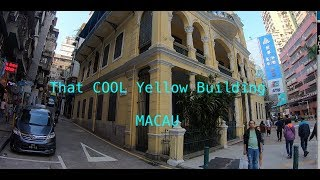 Publication Date: 2019-12-03 | Video Title: Walking Macau: That Cool Yello
