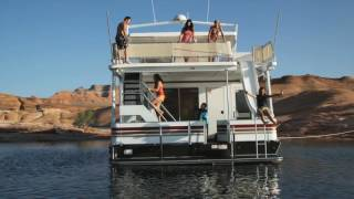Houseboats for Rent on Lake Powell - American Houseboat Rentals