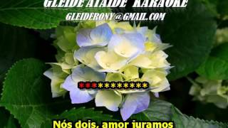 KARAOKE Nosso Juramento    gilliard   brega  Palco MP3 via torchbrowser com