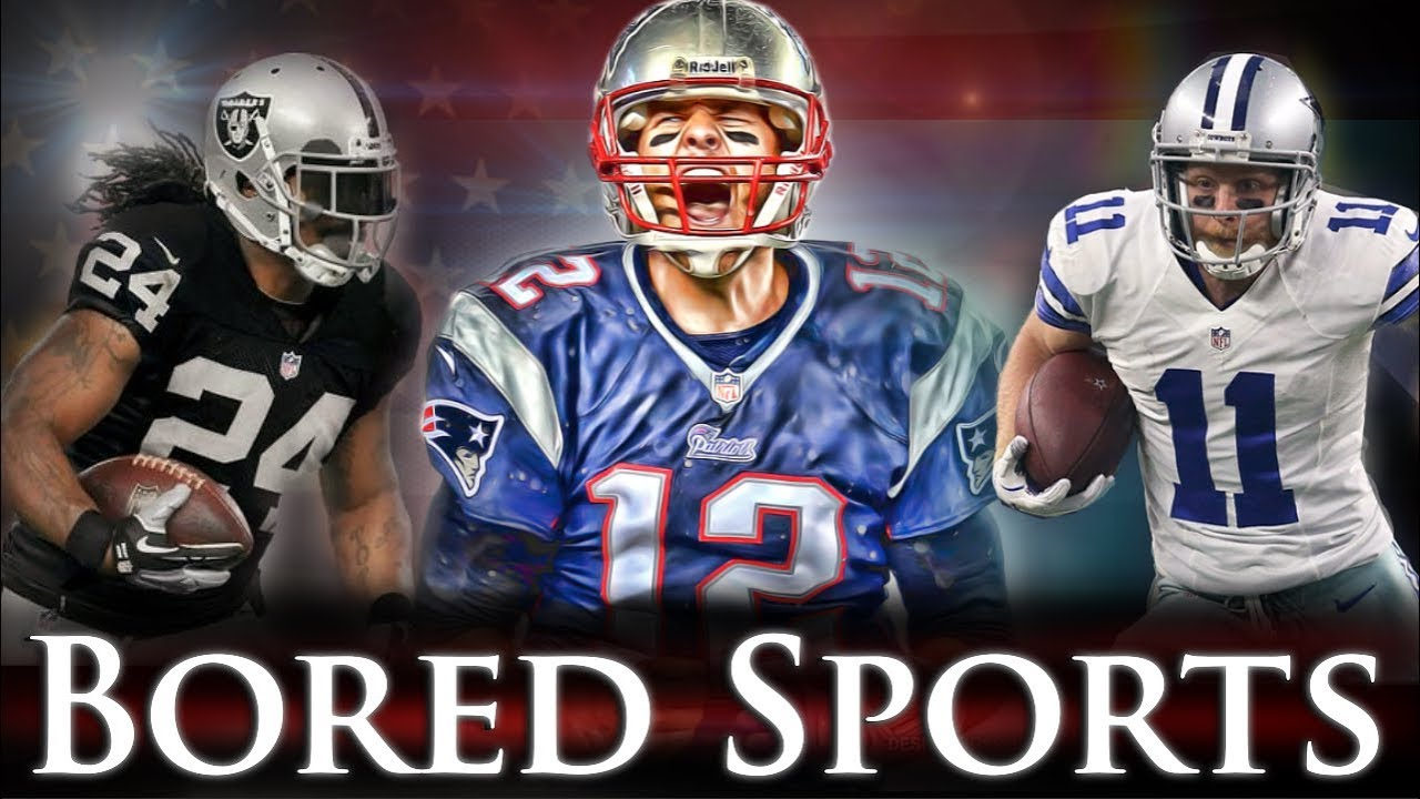 Tom Brady Old? Beastmode is Back! Catch of the Year? - Bored Sports