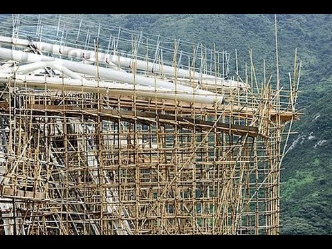 HOW IT WORKS - Bamboo Scaffolding