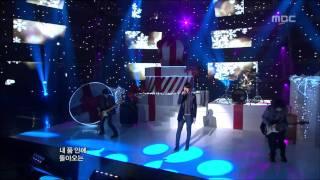 Park, Hyo-shin - I Promise You, 박효신 - 사랑이 고프다, Music Core 20101218 thumbnail