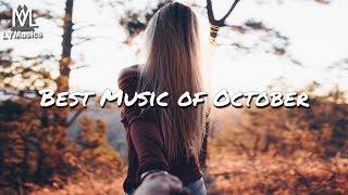Best Music of October 2018 (with lyrics)