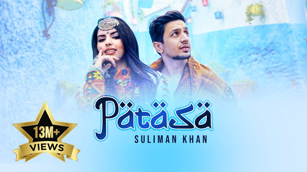 Download Suliman Khan - Patasa OFFICIAL VIDEO