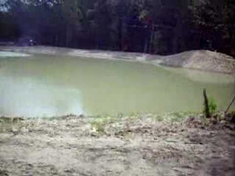 Digging A Pond In My Backyard 8 Of 9 Youtube