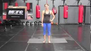functional fighter yoga bendback