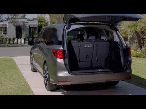 How to Program the Power Tailgate Opening Height – 2018 Honda Odyssey