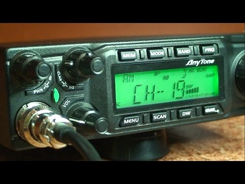 AnyTone AT 6666 - Zanim kupisz cb radio - Test # 36