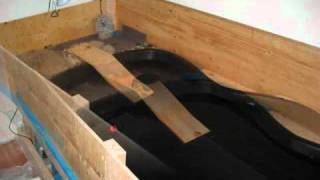 Indoor Turtle Pond Build And Turtle Tank Stand Build
