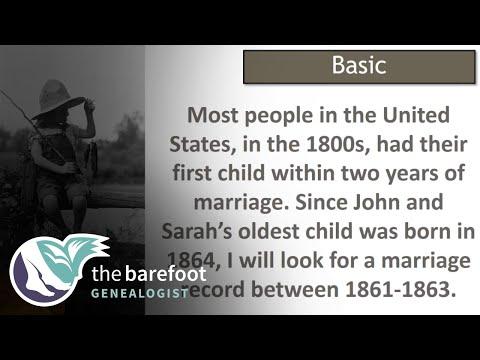 Genealogy Methodology:  Using Hypotheses in Genealogy