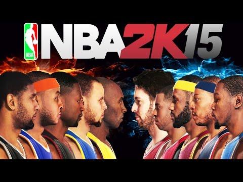 NBA 2K15: NBA Christmas Day Promo