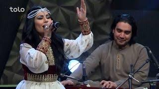 آهنگ پشتو از آریانا سعید / Pashto Song by Aryana Sayeed