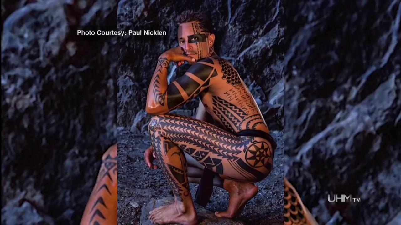 Traditional Hawaiian Tattoos Youtube