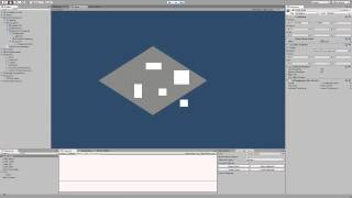 grid-snapping during runtime in Unity 3D