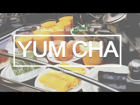 Yum Cha in Chinatown SYDNEY (Australia)