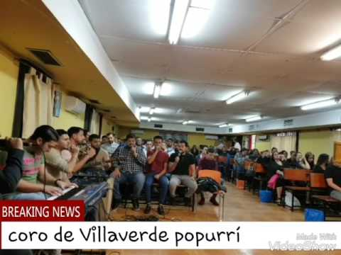 Coro de Villaverde popurrí