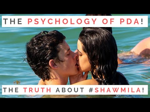 RED FLAGS FROM SHAWN MENDES & CAMILA CABELLO'S MIAMI TRIP: The Unhealthy Psychology Of PDA!
