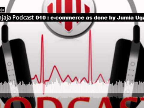 Techjaja Podcast 010: Ecommerce in Uganda, we talk walk the talk with the Jumia experience