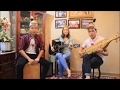 sada borneo by the siblings an instrumental cover