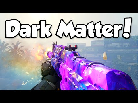 DARK MATTER CAMO! (Call of Duty: Black Ops 3 Dark Matter Camo)