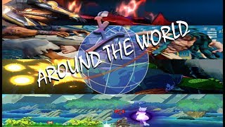 【FGC】Around The World - Combo Video