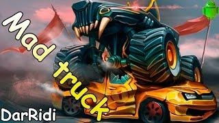 Mad truck challenge - racing, смертельная гонка