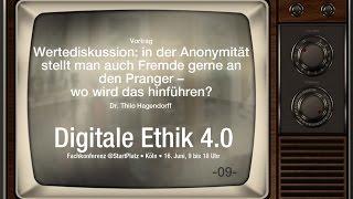 In der Anonymität stellt man auch Fremde gerne an den Pranger - 09 #DigitaleEthik40