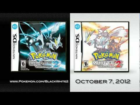 Pokémon Black and White 2 - June Trailer