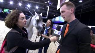 Salon du cheval 2015 - Championnat du monde pur sang arabe