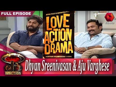 JB Junction: Dhyan Sreenivasan & Aju Varghese | 5th September 2019