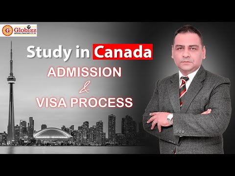 Study in Canada (Admission & Visa Process )
