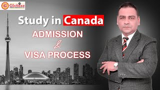 Study in Canada (Admission & Visa Process ) thumbnail