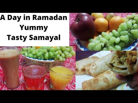 Download Day in Ramadan 2021 Yummy Tasty Samayal Chicken Roll Recipe Iftar Recipes Tamil   Agar Agar Recipe