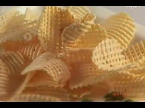 Potato Chips & Salli - Sanjeev Kapoor - Khana Khazana