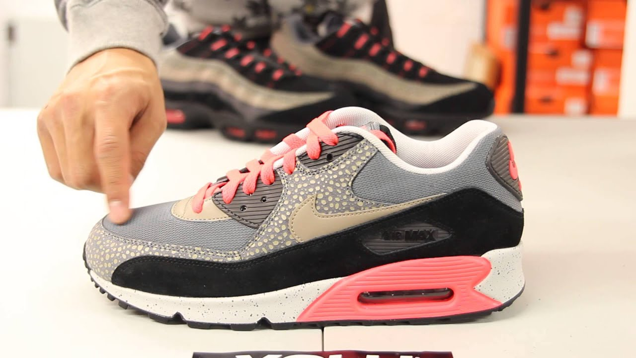 new style 5d226 32cc0 ... closeout nike air max 90 prm safari unboxing video at exclucity youtube  b9daf dc5ca