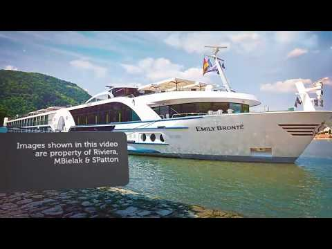 River Cruise ship - Emily Bronte - Ship Inspection