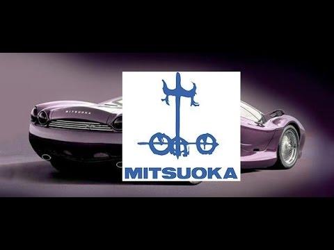 Очень японский автомобиль. Mitsuoka. 光岡. Небольшой репортаж из салона в Киото.