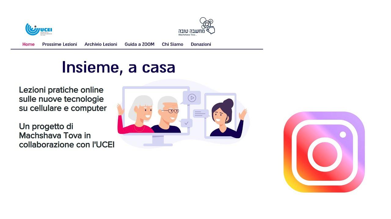 Instagram - uso pratico