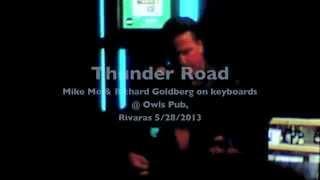 Thunder Road - cover by Michael Morshuk (w/Richard Goldberg keys)