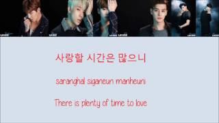 U-KISS - Take It Slow [Hang, Rom & Eng Lyrics] MP3
