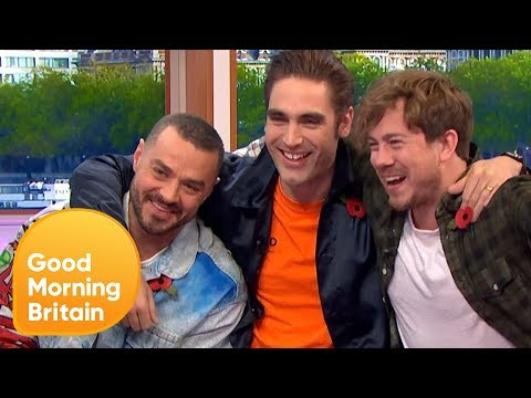 Busted Are Back and Stronger Than Ever | Good Morning Britain