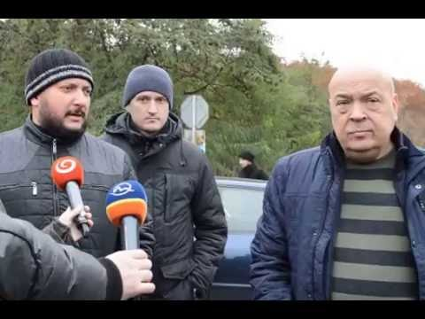 "Пересічка: інтерв'ю у Г.Москаля на кпп ""Ужгород"" час2"