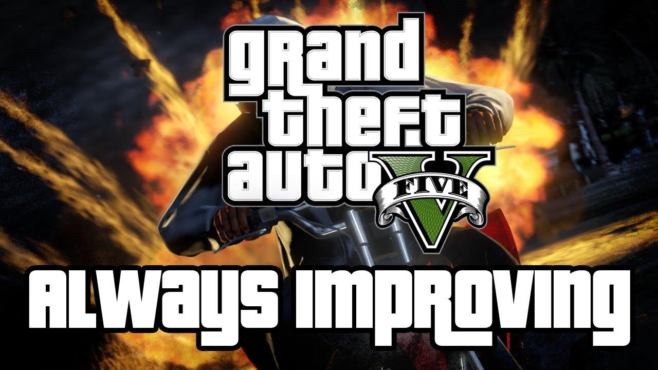 """GTA 5 Jewelry Store Heist"" - Always Improving on Youtube ..."