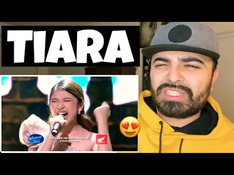 Reacting To TIARA - I SURRENDER (Celine Dion) - RESULT & REUNION - Indonesian Idol 2020