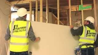 Commercial Plasterers in Leeds | Js Plasterers
