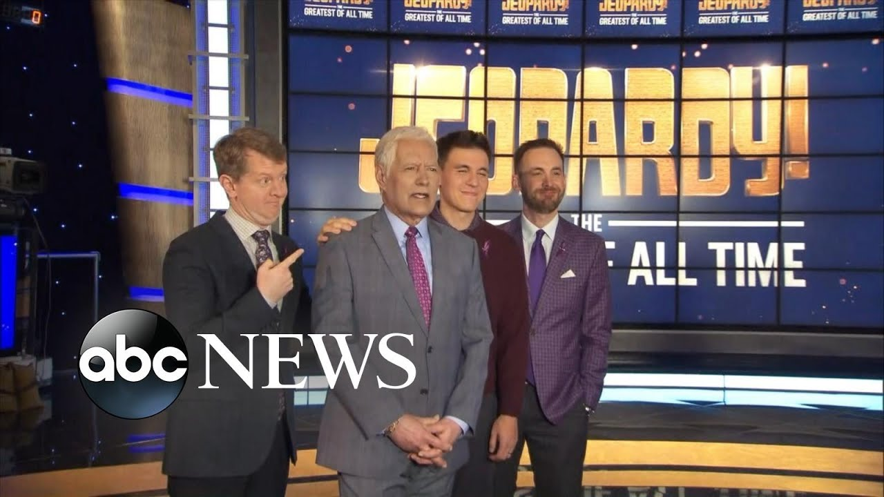Who Will Win the 'Jeopardy! The Greatest of All Time' Tournament?