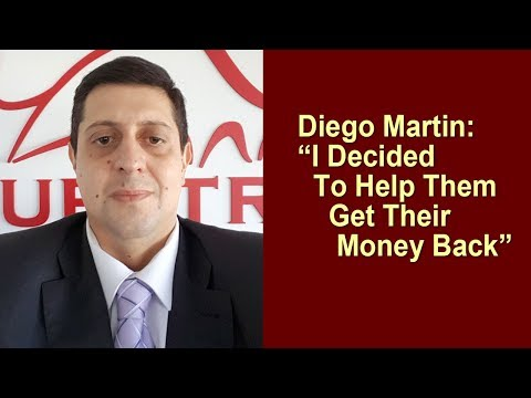 Questra AGAM - Diego Martin: I Decided To Help Them Get Money Back!