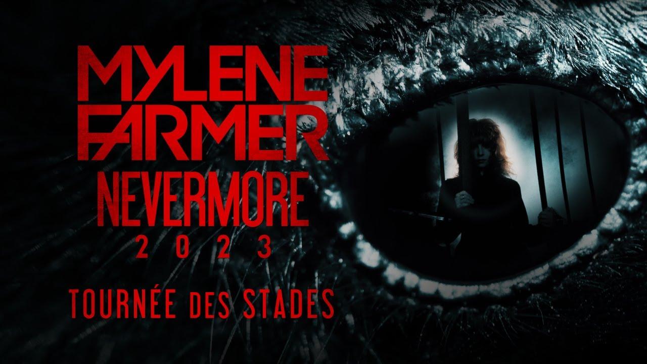 Mylène Farmer - Nevermore 2023 - Tournée des stades